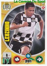 086 LEOZINHO BRAZIL BOAVISTA.FC Daejeon Citizen CARD ADRENALYN LIGA 2015 PANINI