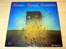 Michel Magne/Elements No 1 : La Terre/1978 Egg LP/French Issue
