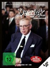 DERRICK - DERRICK COLLECTOR'S BOX 19 (FOLGEN 271-281) 4 DVD  KRIMI SERIE  NEU