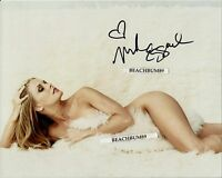 'Stunning' - 'NICOLE EGGERT' -  autographed 8x10 photo COA