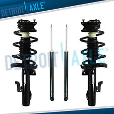 Mazda 5 & 3 Struts Complete Assembly + Shock Absorbers Fits Both Front and Rear