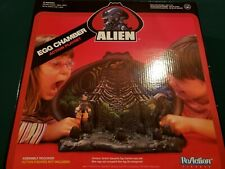 Reaction Alien Egg Chamber Action Playset by Super7 movie aliens funko