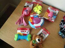 Kong  PUPPY Dog Toys Large Bundle NEW. 6 Items