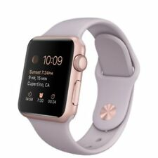 Silicone/Rubber Band Smart Watches