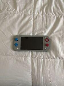 Nintendo Switch Lite Zashian and Zamazenta Edition Console