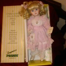 Seymour Mann Dolls Connoisseur Collection, Mary Beth 18in. 1980s , vintage