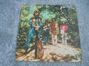 Creedence Clearwater Revival - Green River 1969 UK LP LIBERTY 1st