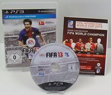 PS3 Playstation 3 - Fifa 13 + OVP