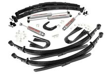 "Chevy GMC 3/4 Ton Pickup 4"" Suspension Lift Kit 77-87 (52"" Rear Springs) 4WD"