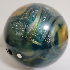 10lb Ebonite Cyclone Bowling Ball