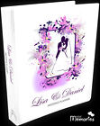 wedding planner/diary/book/keepsake momento wedding day couple joy
