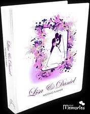 wedding planner/diary/book/keepsake momento wedding day couple joy