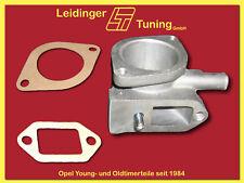 Kadett C  Thermostatgehäuse Doppelvergaser Opel CIH 2.2 und 2.4