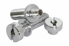 Locking Tailpiece Mounting Studs Chrome with US threads