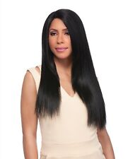 Sensationnel Empress Synthetic Custom Long Straight Lace Front Wig - YAKI 24""