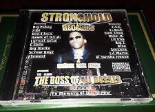 Southern Made PLAYAZ  Boss of All Bosses Z-RO DJ SCREW OG TEXAS RARE OOP G-FUNK