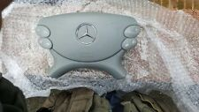 Mercedes SL R230 SL350 SL500 clk 209 steering wheel Air bag light grey 230460079