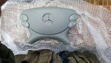 Mercedes SL R230 SL350 SL500 CLK 209 Lenkrad Airbag hellgrau 230460079