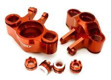 Integy Aluminum Steering Knuckles : Traxxas 1/10 E-Revo 2.0 C28681RED