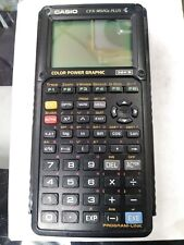Casio - Cfx 9850Ga Plus Graphing Calculator with Cover- Color Power Graphic