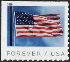 USA Sc. 5345 (55c) Flag 2019 MNH bklt. BCA