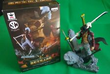 Banpresto One Piece 48057 Colosseum SCultures: Dracule Mihawk Figure, Volume #2