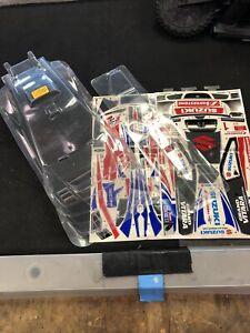 Hpi 1/10 Suzuki Escudo body 9464 open bag some scuffs