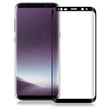 3D Full Cover Schutzfolie aus Glas Echtglas 9H Hart für Samsung Galaxy S8 Plus