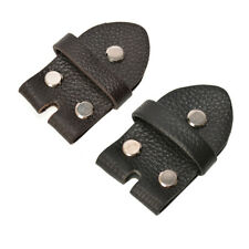 Genuine Leather Belt Head Connection Pin Buckle Belts Accessories Attachment DIY