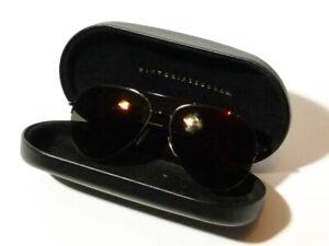 Vintage Pair Victoria Beckham Sunglasses in Original Branded Case POSH
