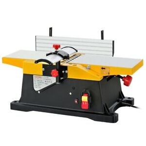 1800W Benchtop Wood Thickness Planer Electric Woodworking Planers 12000rpm