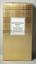 ღ Brit Gold - Burberry - OVP EDP 100ml
