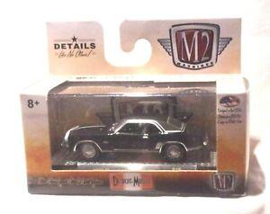 KKar2/Castline - 2019 Detroit Muscle - 1969 Chevrolet Camaro 250 - Black