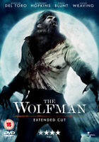 The Wolfman - Esteso Taglio DVD Nuovo DVD (8275691)