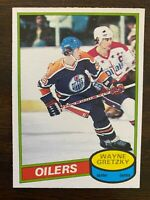 1980-81 O-Pee-Chee WAYNE GRETZKY #250, Edmonton Oilers,  NICE CONDITION!