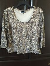 Stylish Ladies b.i.y.a.y.c.d.a Career Blouse (Large)