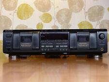 Sony TC-WE 635 Doppeltapedeck (innen und aussen gereinigt)