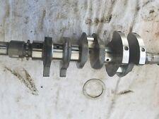 1999 Suzuki outboard DF 40 4-stroke crankshaft