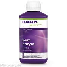 500ml Plagron Pure Enzyme Grow Indoor Anzucht Steckling Dünger Bodenverbesserer