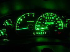LED Dash Commodore Calais Berlina VL VN VP VR VS GREEN Cluster Light Kit