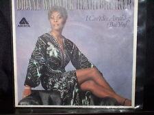 "DIONNE WARWICK HEARTBREAKER - RARE GERMAN 7"" 45 VINYL RECORD P/S"