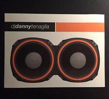 Rare Vintage 1990s NYC Club Flyer: DANNY TENAGLIA @ VINYL NYC
