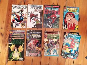 Lot TPB & comics spider-man (MARVEL)