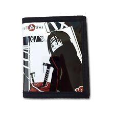 Naruto PU Leather Wallet / Uchiha Itachi (NAO-B1C)