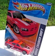 Hotwheels: Dodge Charger Drift, WATKINS GLEN FIRE DEPARTMENT . .  NEW!