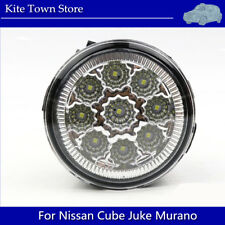 1PC 27W 6000K 9-LED Driving Fog Light Lamp Universal For Nissan Cube Juke Murano