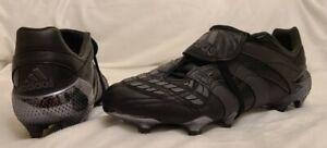 Adidas Predator Accelerator Limited Edition FG Black/Gray Size US 9 New