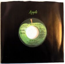"""Ringo Starr - Oh My My - 7"""" Apple Single - 1974 - Winchester Pressing - New"""