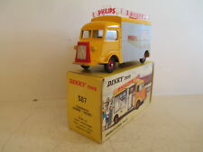 FRENCH DINKY 587 CITROEN HY 1200 PHILIPS MIB 9 EN BOITE VERY NICE L@@K
