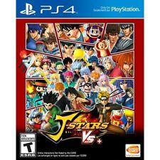 J-Stars Victory VS+ PS4 Game - Brand New!